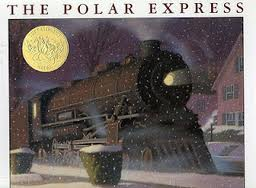 Polar express book cover