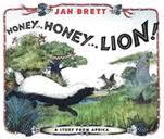 Honey honey lion book
