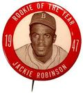 Jackie robinson rookie of the year