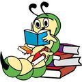 Reading caterpillar