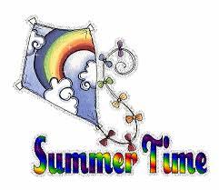 Summer time kite
