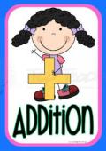 Addition sign