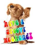 Weekend groovy