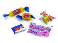 Bubble gum and wrappers