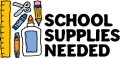 School supplies needed