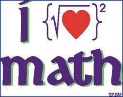 Math (I love math)