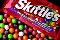Candy skittles