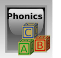 Phonics abc blocks