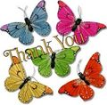 Thank you butterflies