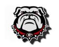 UGA bulldog