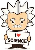 Science i love sign