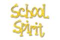 Spirit school yellow