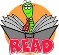 Read book worm