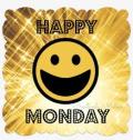 Monday happy smile